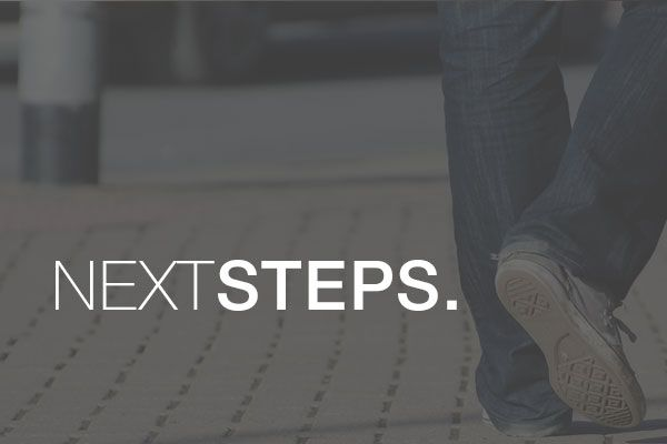 Next Steps Article Image
