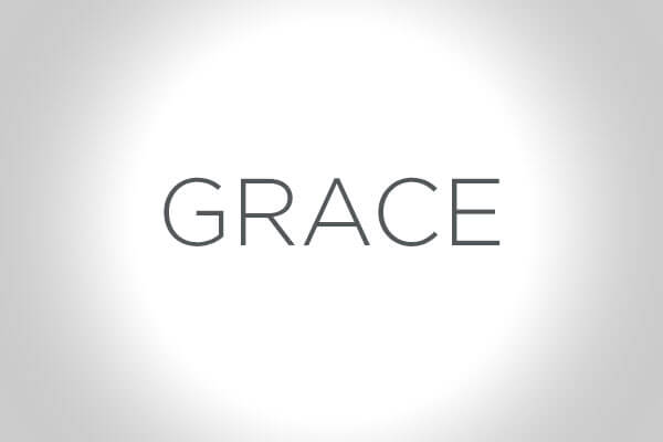 We are saved by Grace through Faith.
